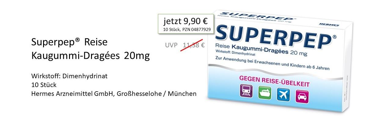 Angebot Superpep
